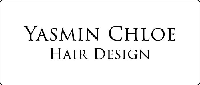 Yasmin Chloe Hair Design Logo
